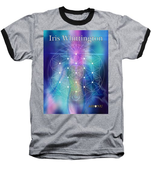 Iris Whittington Baseball T-Shirt