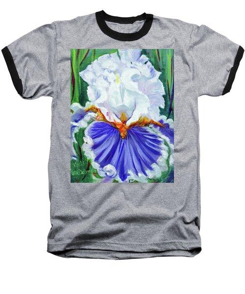 Iris Wisdom Baseball T-Shirt