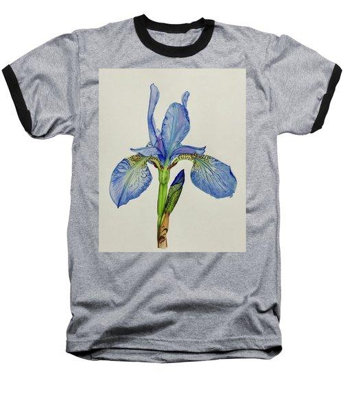 Iris You Were Here Baseball T-Shirt