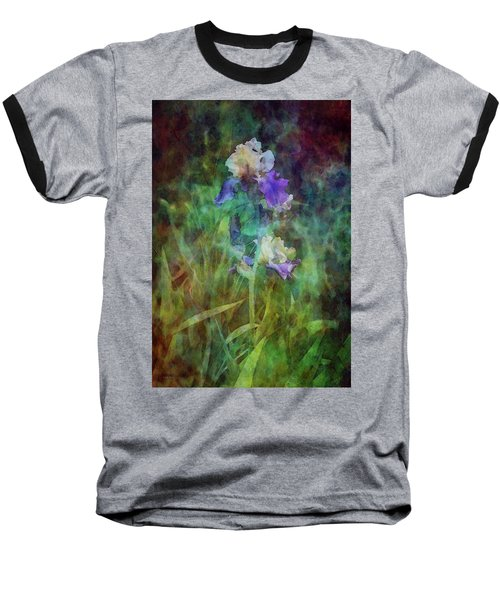 Irises 6618 Idp_3 Baseball T-Shirt