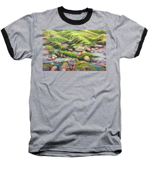 Irish Seas Baseball T-Shirt
