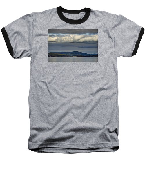 Irish Sky - Dingle Bay Baseball T-Shirt