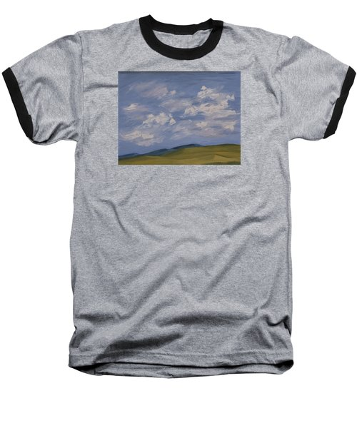 Irish Sky Baseball T-Shirt