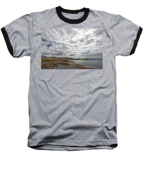 Irish Sky - Waterville, Ring Of Kerry Baseball T-Shirt