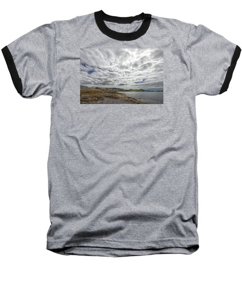 Irish Sky - Waterville, Ring Of Kerry Baseball T-Shirt