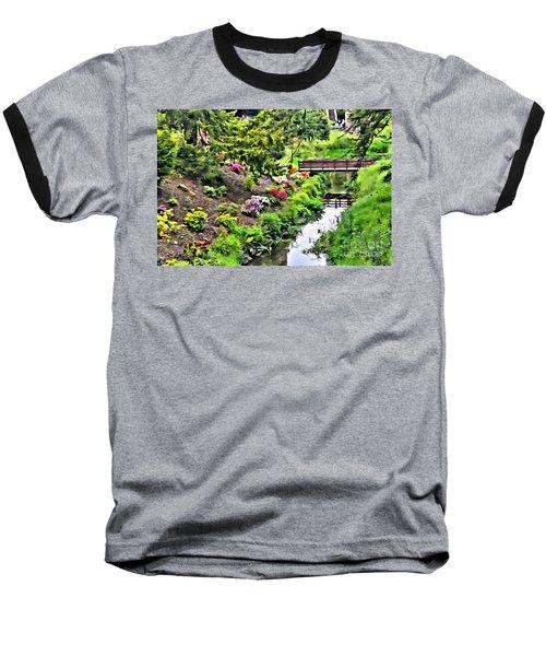 Irish Summer Stream Baseball T-Shirt