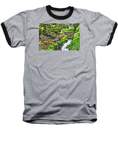 Irish Summer Stream Baseball T-Shirt