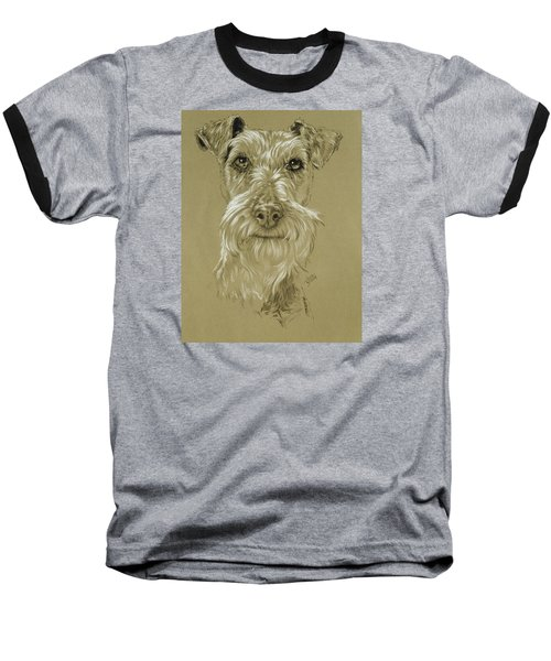 Irish Terrier Baseball T-Shirt