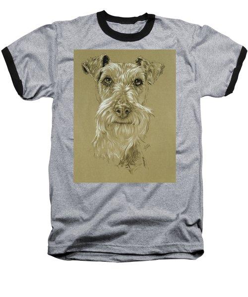 Irish Terrier Baseball T-Shirt