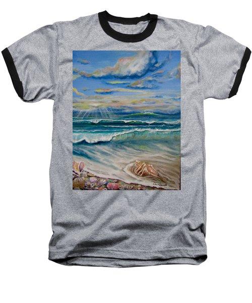 Irma's Treasure Baseball T-Shirt