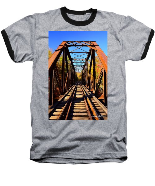 Iron Bridge Baseball T-Shirt