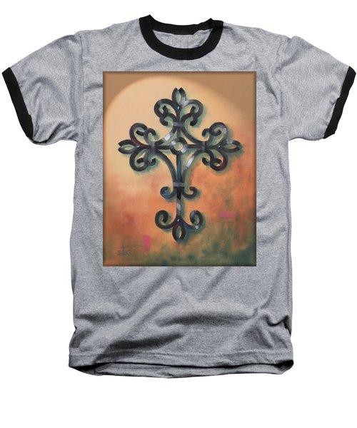 Iron Cross Baseball T-Shirt