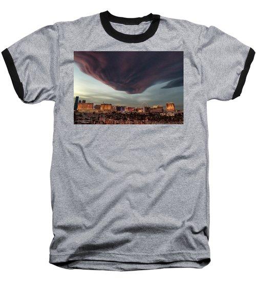 Iron Maiden Las Vegas Baseball T-Shirt