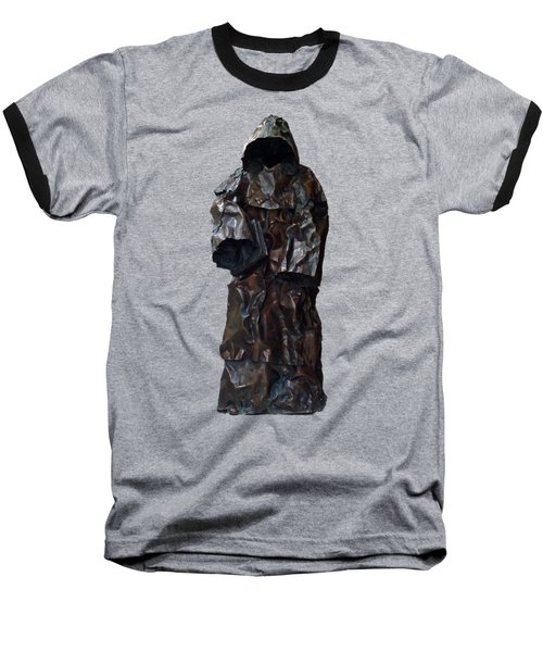 Iron Robe Art Baseball T-Shirt
