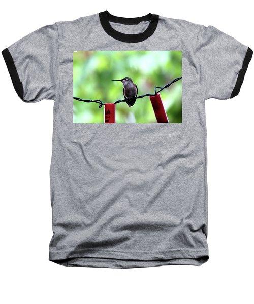 Irony Baseball T-Shirt