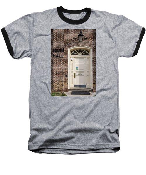 Irvin Hall Penn State  Baseball T-Shirt by John McGraw