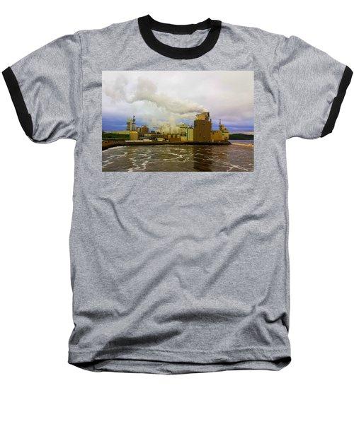Irving Pulp Mill #3 Baseball T-Shirt