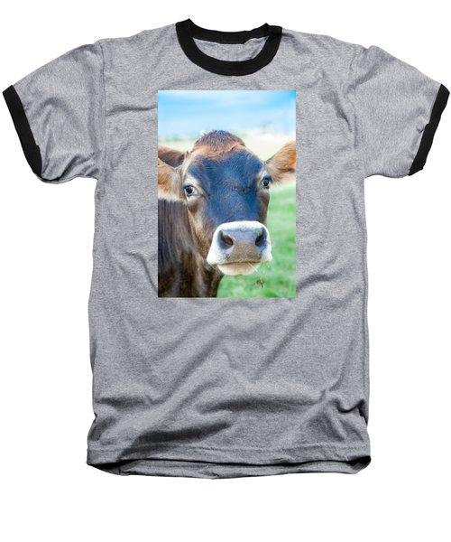 Is It Dinner? Baseball T-Shirt