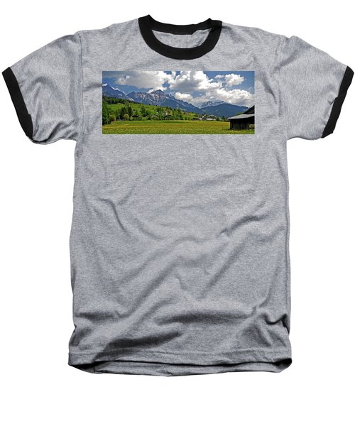 Is There More To Life Than This ... Baseball T-Shirt by Juergen Weiss