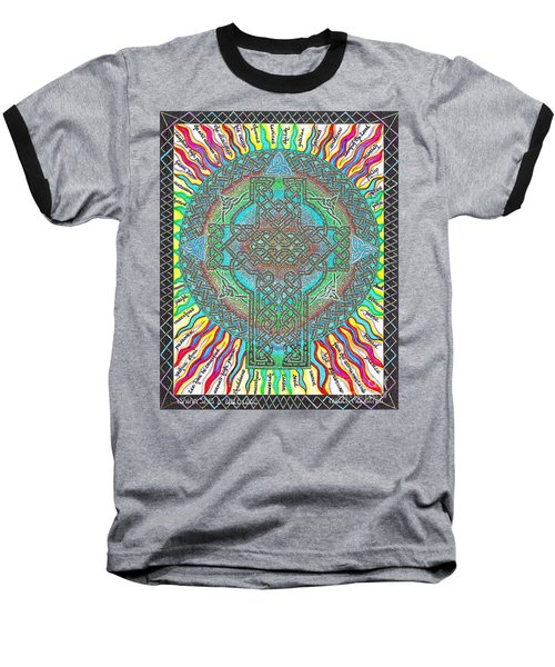 Isaiah Bible Code Baseball T-Shirt