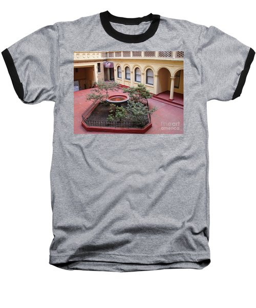 Isham Gardens Baseball T-Shirt