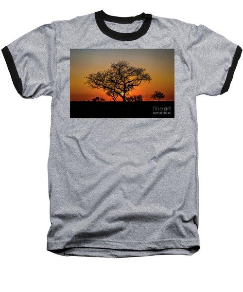 Isimangaliso Wetland Park Baseball T-Shirt
