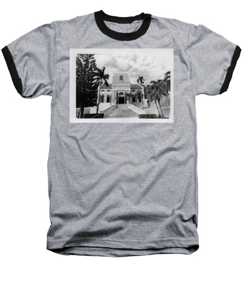 Island Church  Baseball T-Shirt