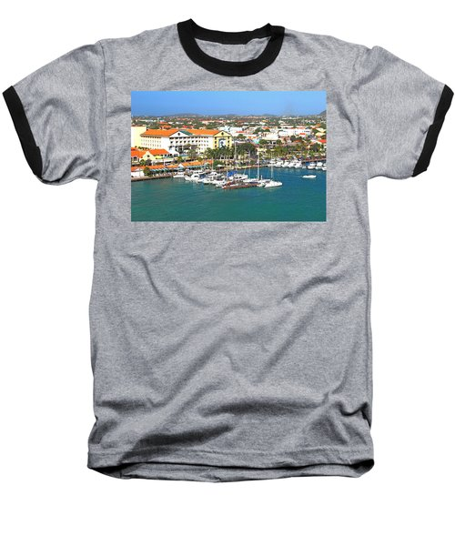 Island Harbor Baseball T-Shirt
