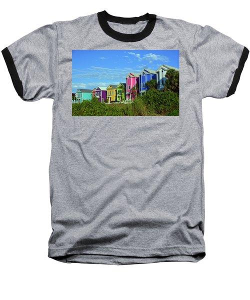 Island Ladies Baseball T-Shirt