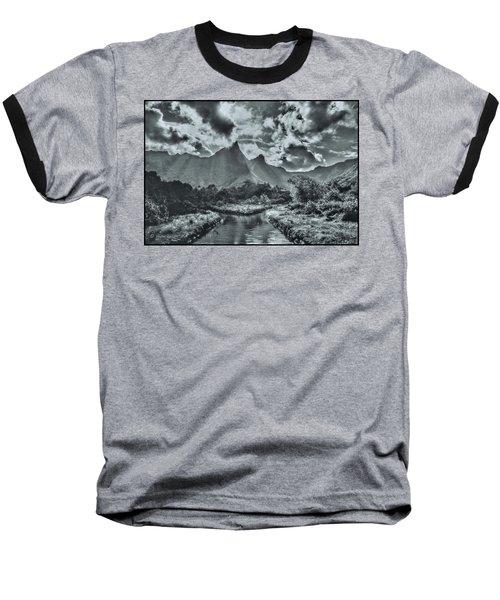 island Moorea Baseball T-Shirt