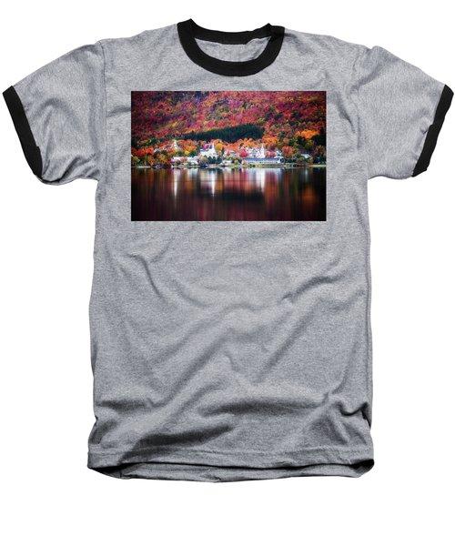 Island Pond Vermont Baseball T-Shirt