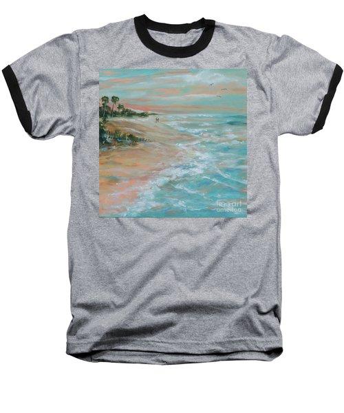 Island Romance Baseball T-Shirt