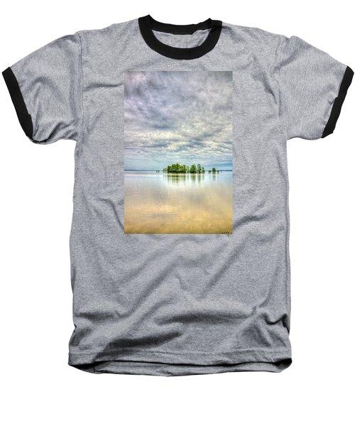 Island Storm Baseball T-Shirt