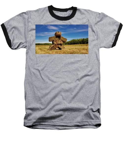 Island Strawman Baseball T-Shirt