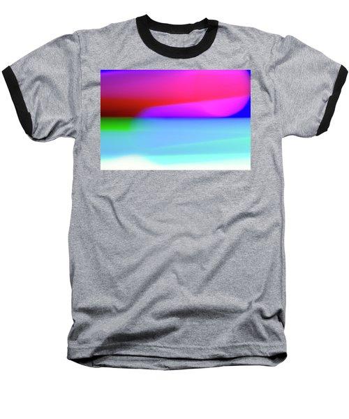 Island Sunset Baseball T-Shirt