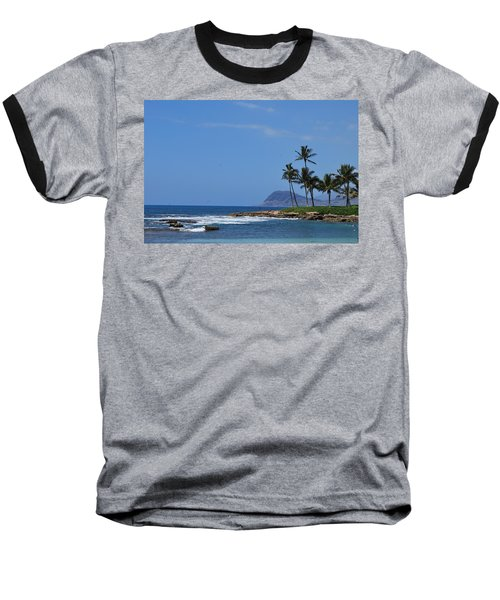 Island View Baseball T-Shirt