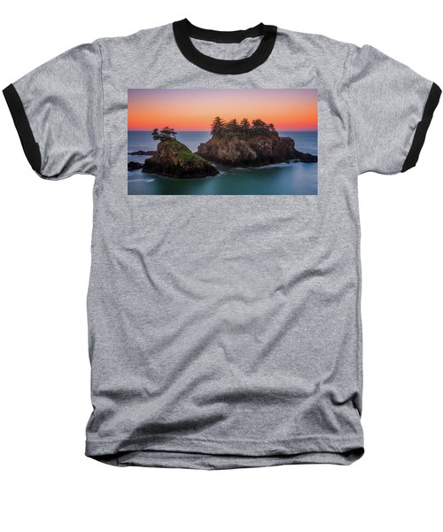 Baseball T-Shirt featuring the photograph Islands In The Sea by Darren White