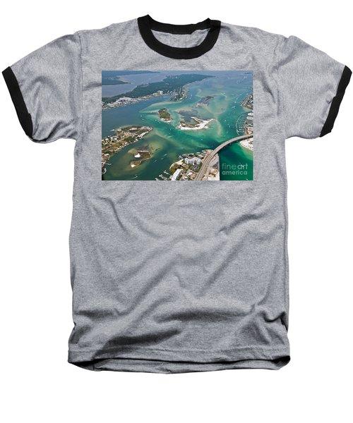 Islands Of Perdido - Not Labeled Baseball T-Shirt