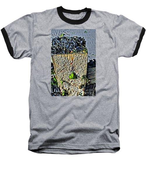 Isle Of Man Low Tide Baseball T-Shirt
