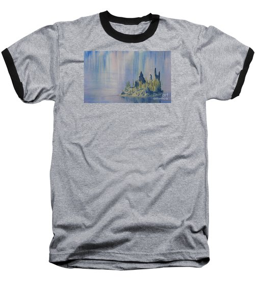 Isle Of Reflection Baseball T-Shirt