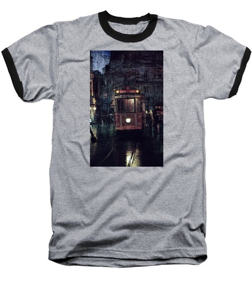 Istanbul Baseball T-Shirt