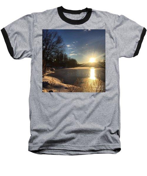 iSunset Baseball T-Shirt