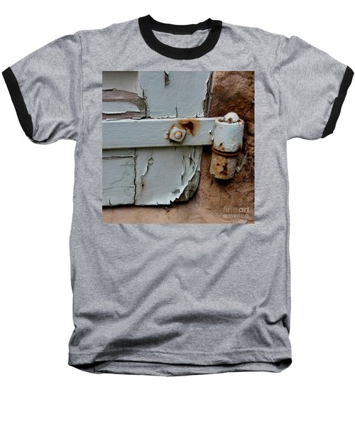 It All Hinges On Baseball T-Shirt by Lainie Wrightson
