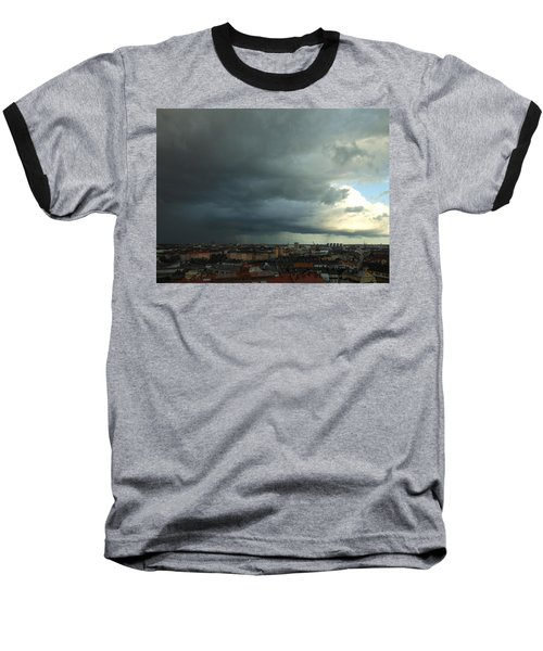 Baseball T-Shirt featuring the photograph It Gets Better by Ivana Westin