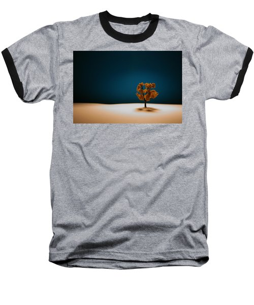 Baseball T-Shirt featuring the photograph It Is Always There by Mark  Ross