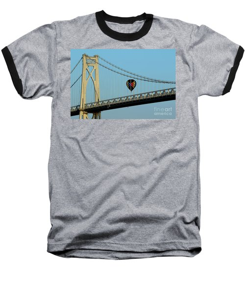 It Is Balloon Baseball T-Shirt