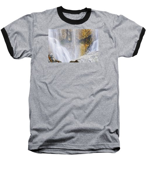 Baseball T-Shirt featuring the photograph It Is Watching by Janie Johnson