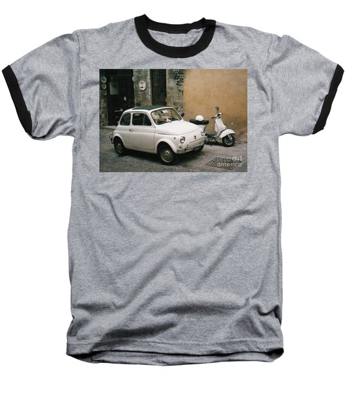 Italian Classic Commute  Baseball T-Shirt
