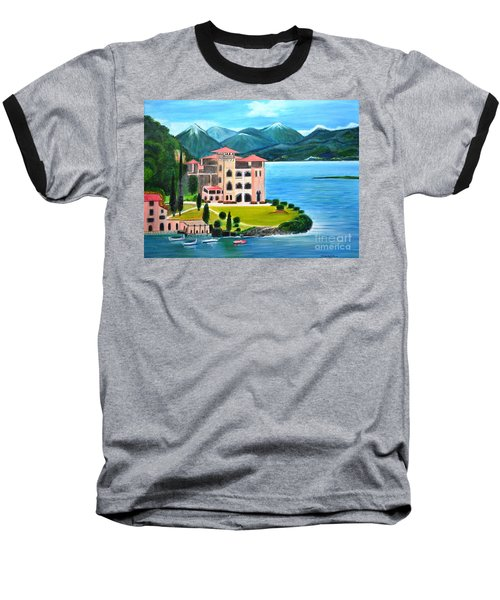 Italian Landscape-casino Royale Baseball T-Shirt