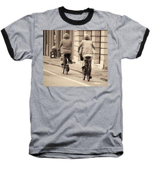 Italian Lifestyle Baseball T-Shirt
